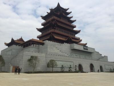 福泉古城景区米乐手机登录雄镇楼工程
