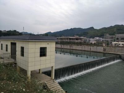 贵州省贵定县东门河景观坝工程